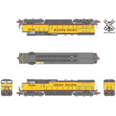 Locomotiva GE C44-9W UP  Com Som e DCC
