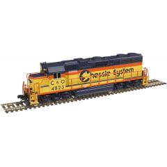 Locomotiva GP-38 Com Som e DCC