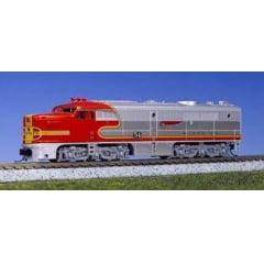 Locomotiva PA-1 ATSF