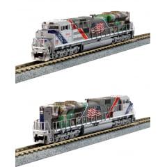 Locomotiva SD70 ACe