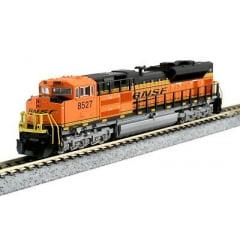 Locomotiva Sd70 Ace BNSF Som e DCC