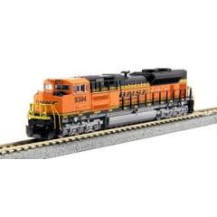 Locomotiva SD70ACe BNSF