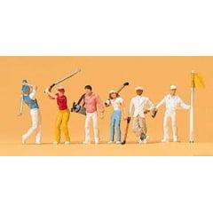 Jogadores de Golf