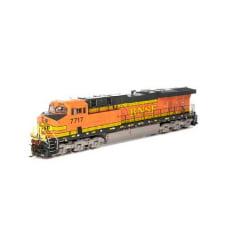 Locomotiva BNSF ES44DC Com Som e DCC