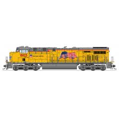 Locomotiva ES44AC UP Com  Som e DCC