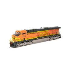 Locomotiva ES44DC Som/DCC