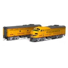 Locomotiva F3A/F3B Com Som e DCC Tsunami 2