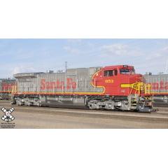 Locomotiva GE C44-9W Com Som e DCC
