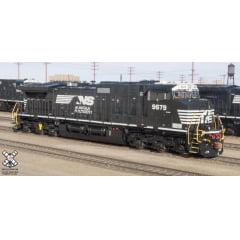 Locomotiva GE C44-9W Com Som e DCC LokSound