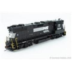 Locomotiva GP38-2 Com DCC e Som
