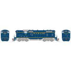 Locomotiva GP7 Wabash Com Som e DCC