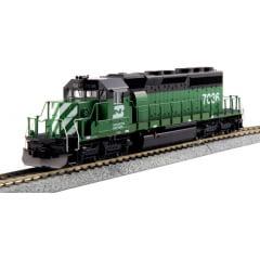Locomotiva SD40-2 BN