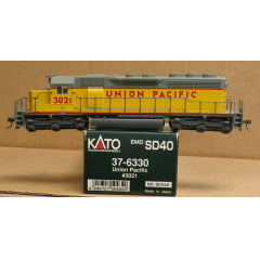 Locomotiva SD40 Union Pacific