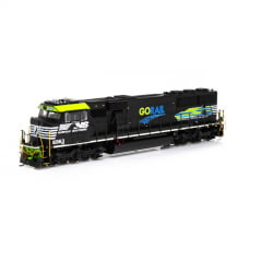 Locomotiva SD60E Com Som e DCC