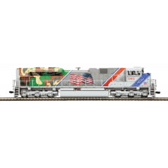 Locomotiva SD70ACe Com Som e DCC UP