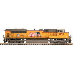 Locomotiva SD70ACe UP Com Som e DCC Proto Sound