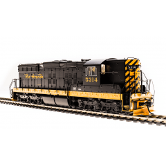 Locomotiva SD9 DRGW Com Som e DCC