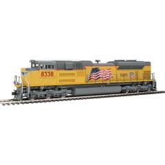 Locomotiva Union Pacific  SD70ACe Com Som e DCC