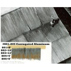 Aluminium Corrugation