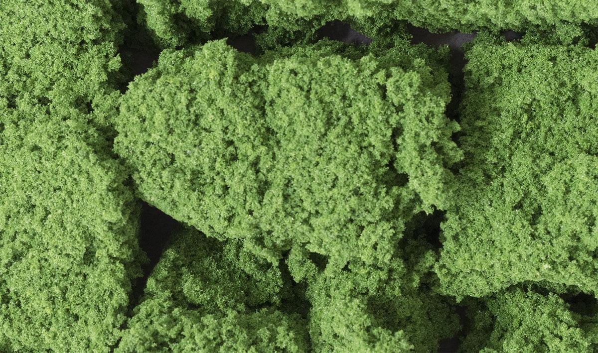 Foliage Clusters Verde Médio
